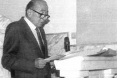 Raffaello Piracci, oggi l'anniversario di morte del politico e docente di Trani