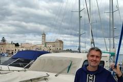 """""""Trani ti abbraccia"""": Roberto Soldatini getta l'ancora sui pontili del porto"""