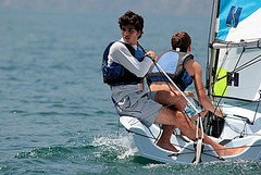 Mondiali universitari di match race, Valerio Galati terzo in Australia