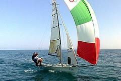 Vela, Valerio Galati conquista il suo primo podio nazionale