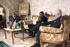 """A Palazzo Beltrani tanta partecipazione per """"Nostalgia degli dei"""""""