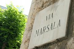Trani, via Marsala torna al suo posto