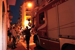 Esplode sacca di gpl in un'abitazione, ferito un uomo