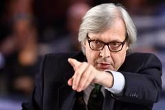 Vittorio Sgarbi presunto sindaco di Trani, l'onorevole di Forza Italia smentisce