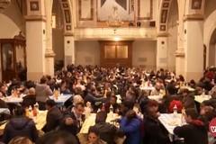 Alla vigilia di Natale una cena solidale con 50 persone