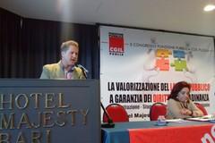 Cgil Bat, aggredito il segretario generale Luigi Marzano