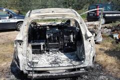 Ritrovata nelle campagne tranesi l'auto rubata ad un turista tedesco