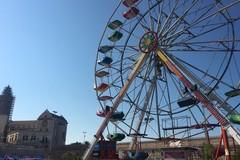 """Weekend da vivere al porto di Trani con """"Gnam"""" e la ruota panoramica"""