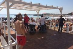 Baia del Pescatore, anche i disabili possono accedere alla spiaggia