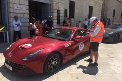 Cavalcade 2017, a Trani le 110 Ferrari provenienti da tutto il mondo