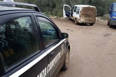 In fuga con un furgone rubato, furto sventato dalla Vigilanza