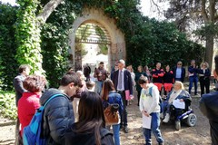 """Scuola, ancora una volta gli alunni della Rocca-Bovio-Palumbo e Baldassarre si trasformano """"in apprendisti Ciceroni"""""""