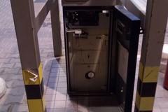 Sventato furto in una stazione di servizio in via Superga