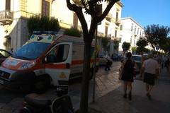 Investimento su corso Vittorio Emanuele: ferita lievemente una ragazza