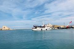 Nel porto di Trani arriva Gardenia, un lussuoso yacht di 33 metri