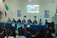 Carmelo Musci premiato dal Coni per la medaglia di bronzo vinta a Buenos Aires