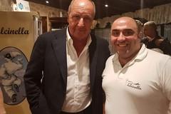 A Trani anche l'ex allenatore della Nazionale di calcio italiana, Gian Piero Ventura