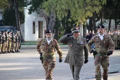 """Cambio di comando alla caserma """"Lolli Ghetti"""" di Trani: subentra il colonnello Claudio Bencivenga"""