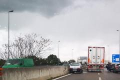 Incidente sulla 16bis all'altezza Trani centro, traffico rallentato