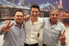 Andrea Caroppo nuovo eurodeputato e ringrazia i tranesi: «Risultato a cifra tonda, grazie a tutti»