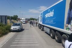 Incidente in via Andria, Sanzò (Ugl): «Basta morire così»