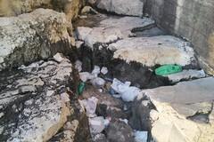 Interventi di bonifica della costa, ripulita la spiaggia del Monastero e l'Ex Gil