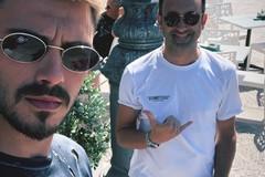 Ancora personaggi dello spettacolo a Trani: oggi è la volta di Francesco Monte