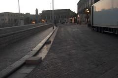 Battiti live, a Trani strade completamente ripulite alle prime luci del mattino