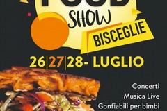 Street food show, a Bisceglie tre giornate di festa