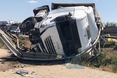 Incidente sulla 16bis: traffico paralizzato