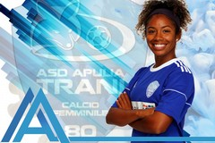 Calcio femminile, valanga di gol all'esordio per l'Apulia Trani