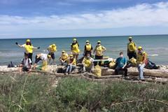 Legambiente e Amici del Mare uniti per la pulizia della costa tranese