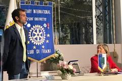Il Rotary Club premia il professor Luigi Ambrosio e il campione Valerio Galati