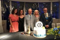 Rotary Fidality Day, una serata dedicata all'ingresso di nuovi soci