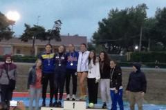 Atletica Tommaso Assi, nuovo record personale per la tranese Giulia Leuci al Trofeo Puglia di marcia