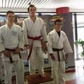 Judo, pioggia di medaglie per gli atleti tranesi a L'Aquila e a Perugia