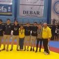 Judo Trani, altre medaglie alla Coppa Italia di Lotta Greco-Romana
