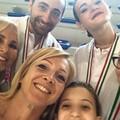 I tranesi Petruzzelli e Mazzilli sono campioni italiani di pattinaggio artistico