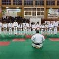 Pala Assi colmo per la manifestazione natalizia della Judo Trani