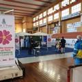 Hub vaccinale di Trani, le aperture di agosto: comunicazione ai cittadini prenotati