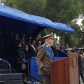 Cento anni dalla battaglia sull'Isonzo, cerimonia alla Lolli Ghetti