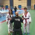 """Taekwondo, pioggia di medaglie a Bari per la  """"All in """" di Trani"""