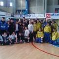 Judo Trani protagonista al Trofeo di Mola