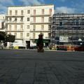 Trani,  lavori di messa in sicurezza dell'immobile di piazza Longobardi