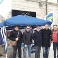 """Lega Nord, anche a Trani in piazza per dire  """"no """" allo Ius Soli"""