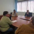 """L'Amiu incontra una delegazione del Comitato  """"Cittadini per Sant'Angelo """""""