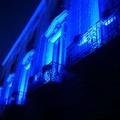 Giornata della consapevolezza sull'autismo, Palazzo Beltrani si è illuminato di blu