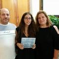 Liceo De Sanctis, Lorena Canaletti riceve il