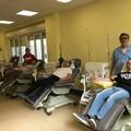 Avis Trani: «Continuate a donare il sangue senza timori, il sistema è sicuro»