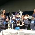 Coppa Carnevale 2018, a un ottimo secondo posto per l'Asd Soccer Trani